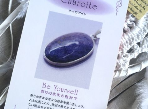 変な1日☆ チャロアイトのメッセージ