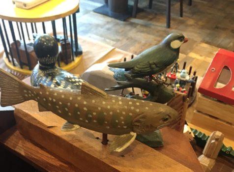 鳥と魚 スピリチュアルなメッセージ